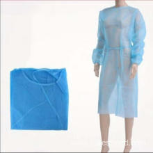 Blue/white/green/yellow  Protective isolation Gown 25GSM  PP non woven